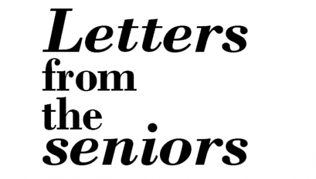 letters from seniors