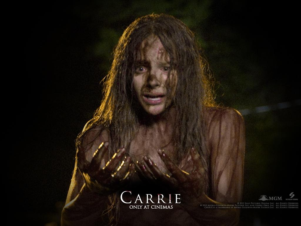 The Sandspur Carrie Remake Reboots Halloween - The Sandspur
