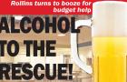April Fools: Beer Solves Budget Burden