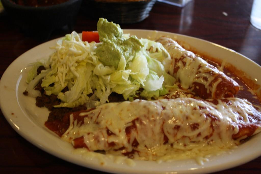 The Beef Burrito