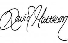 Matteson Signature