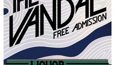 The Vandal 11 x 17