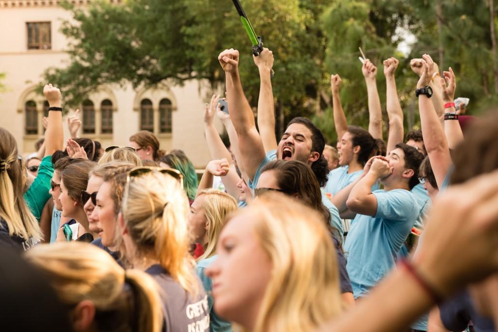 Greek Week 2015. Photos: Scott Cook