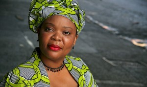 Leymah Gbowee, the first speaker of Winter Park Institute's 2015 season.