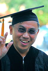 Chinese Lecturer Li Wei in 2011. Photo Credit: Jill Gable via Rollins Flickr.