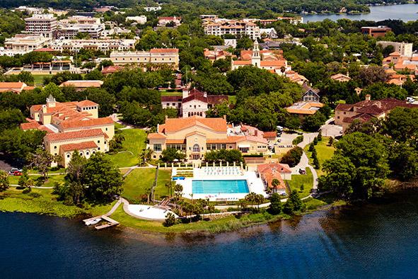 rollins-college-campus-lake-virginia-overhead