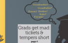 Graduation tickets cause controversy