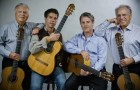 Guitar group plays for Bach Festival