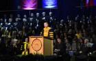 Student Ambassadors lead Presidential Inauguration