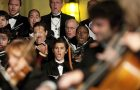 Choral concert charms campus