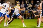Rollins Lacrosse dominates Lenoir Rhyne University