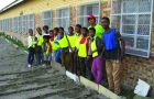 South Africa's after-school garden programs teach healthy lifestyles