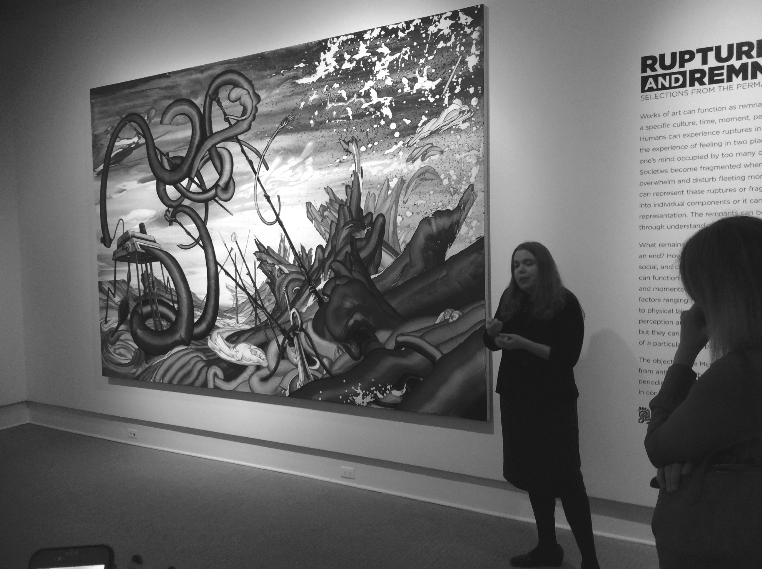 how to become an art museum curator