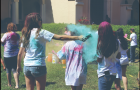 Rollins welcomes spring with Holi