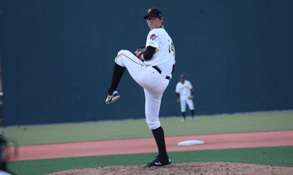 Baseball's pitcher drafted by Pittsburgh Pirates - The Sandspur