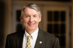 Portrait of President Cornwell